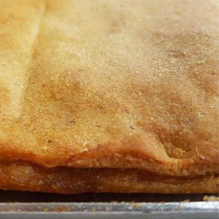 Empanada vieiras de millo redonda 4 rac