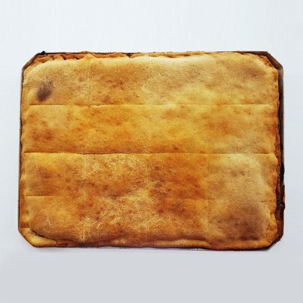 Empanada vieiras de millo rectangular 8 rac