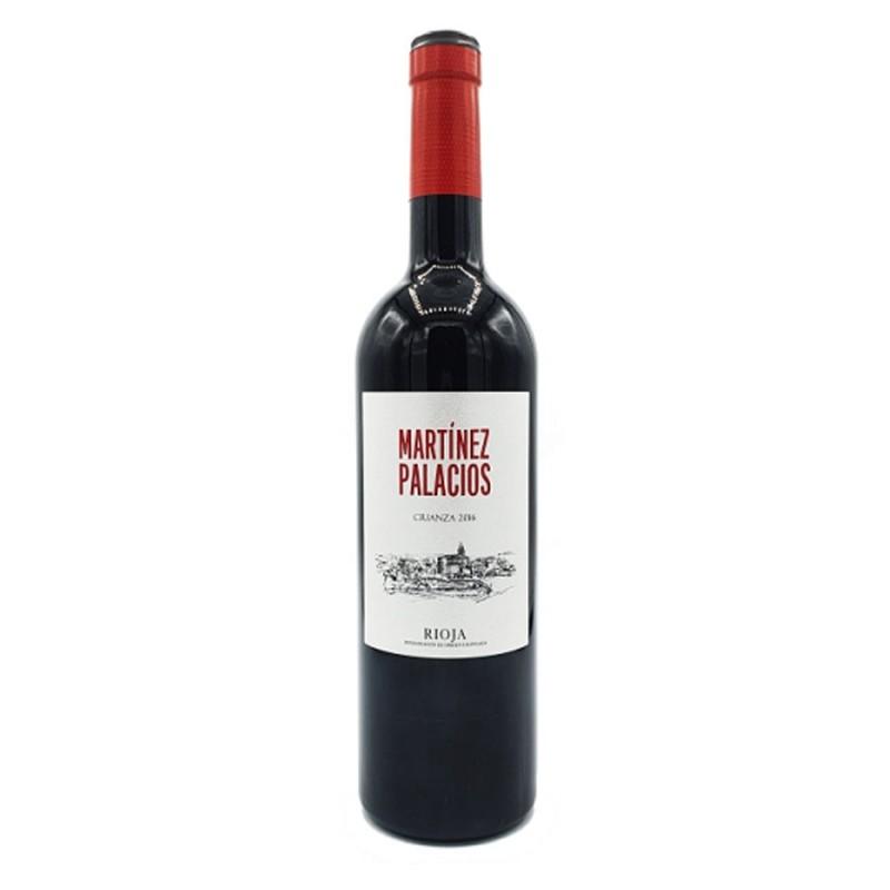 Martínez Palacios Crianza Rioja DOC (2 BOT)