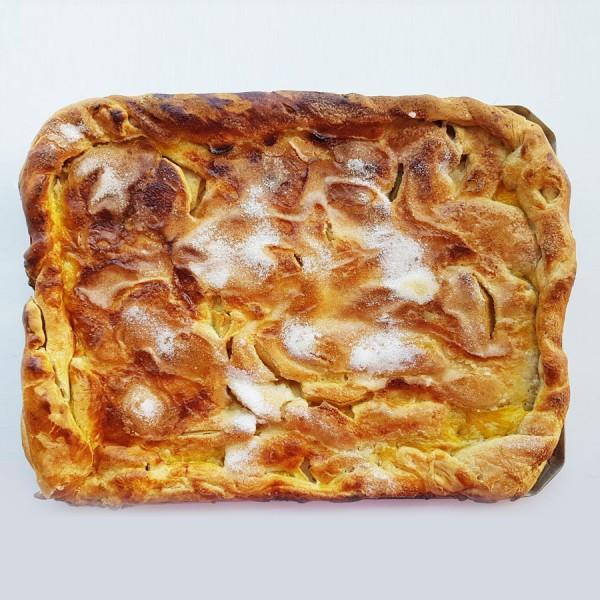 Empanada de manzana rectangular 8 rac