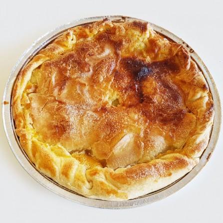Empanada de manzana redonda 4 rac